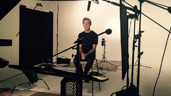 Así comenzó Hollywood Medium with Tyler Henry